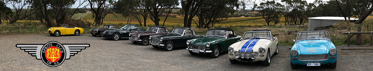 Sprite Club of South Australia